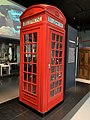 Red Telephone booth, photo 1.JPG