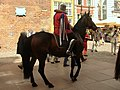 Reenactment of the entry of Casimir IV Jagiellon to Gdańsk during III World Gdańsk Reunion - 011.jpg