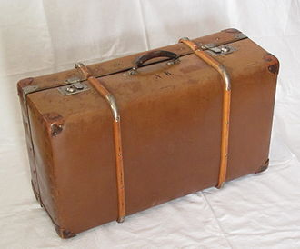 Suitcase - Archetypal suitcase