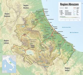 Abruzzen Wikipedia