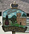 Rempstone village sign - geograph.org.uk - 906175.jpg
