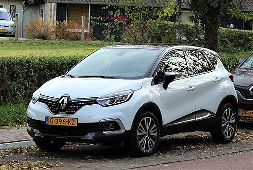 Renault Captur I in Limburg