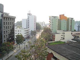 Resende, Rio de Janeiro - Image: Resende av Marechal Castelo Branco