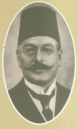 Mehmed Reshid - Image: Resit bey