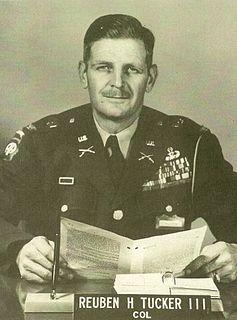 Reuben Henry Tucker III