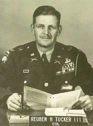 Reuben Henry Tucker III - Image: Reuben H. Tucker III