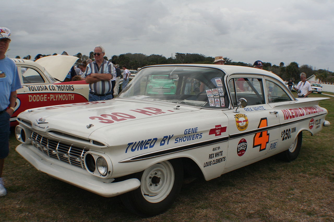 Bobby Johns Race Car Driver From Lakeland Fla