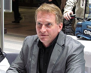 Rex Smith - Rex Smith signing autographs in 2012