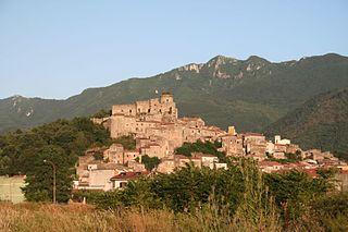 Riardo Comune in Campania, Italy