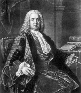 Richard Mead British physician
