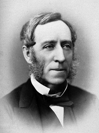Richard Quain - Sir Richard Quain in 1881