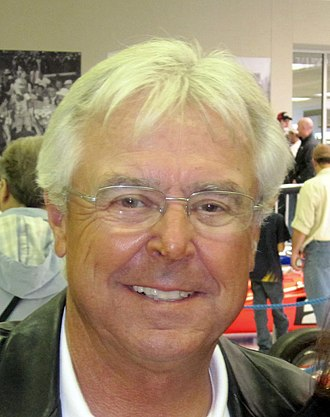 Rick Mears - Mears at the Indianapolis Motor Speedway in March 2011