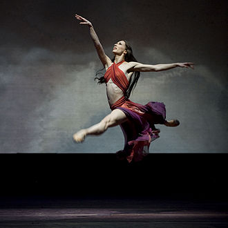"Royal Swedish Ballet - Nadja Sellrup as Esmeralda in ""Ringaren i Notre-Dame"" (""The Hunchback of Notre-Dame""), a 2009 ballet at the Royal Swedish Opera."