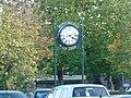 Ringwood , Ringwood Clock - geograph.org.uk - 1538180.jpg