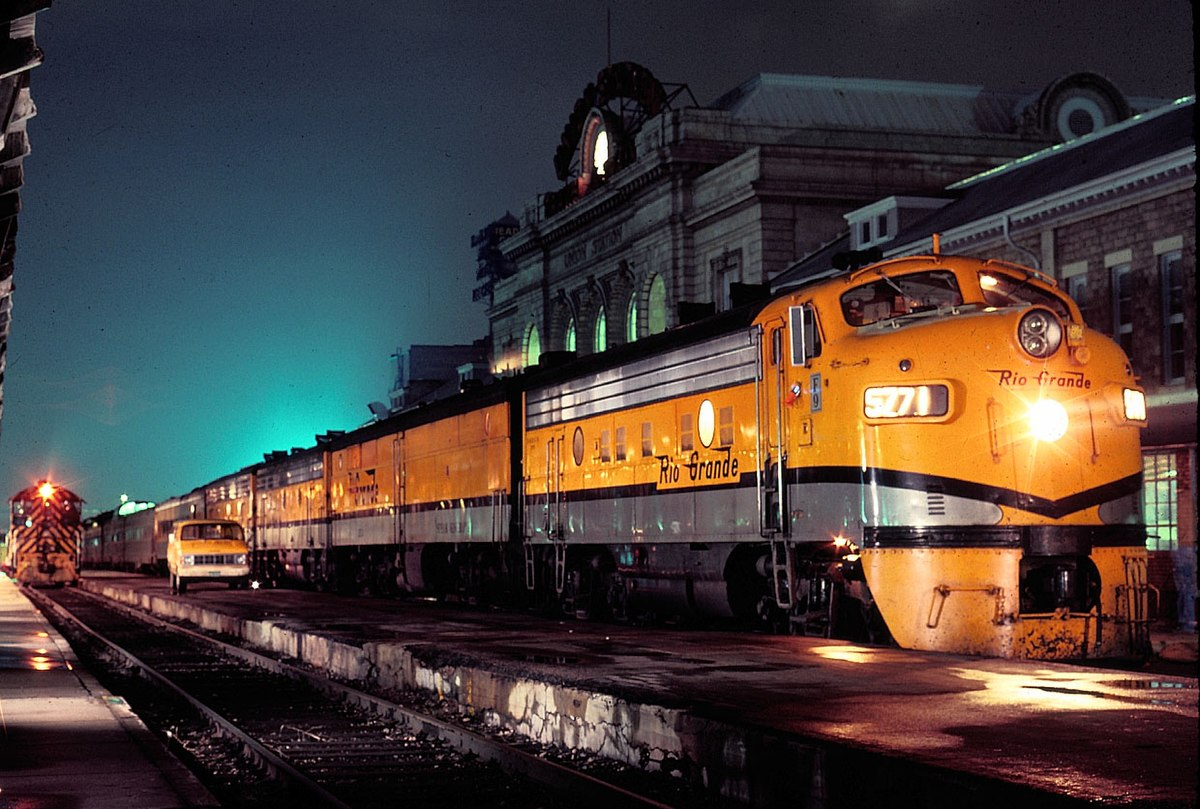 Rocky Mountain Rail Tours Whistler