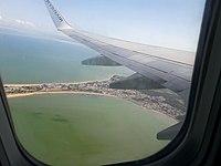 Rivedoux-Plage seen from Ryanair.jpg