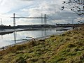 River Usk and Newport Transporter Bridge - geograph.org.uk - 1140530.jpg