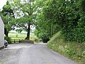 Road at Leat - geograph.org.uk - 206644.jpg
