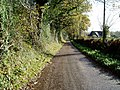 Road between Holy City and Birchill (1) - geograph.org.uk - 1616404.jpg