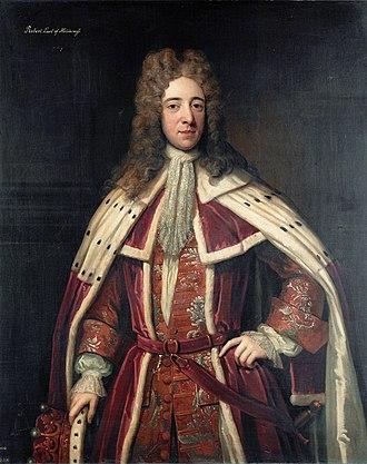 Robert Darcy, 3rd Earl of Holderness - Robert Darcy, 3rd Earl of Holderness (1681-1721) (Charles d'Agar)