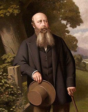 Robert Thompson Crawshay - Image: Robert Thompson Crawshay (1817–1879)