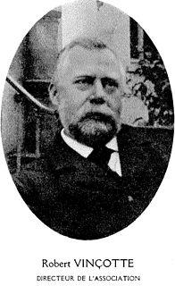 Robert Vinçotte engineer