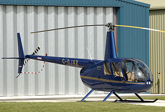 Robinson Helicopter Company - Image: Robinson r 44 raven 2 helicopter arp