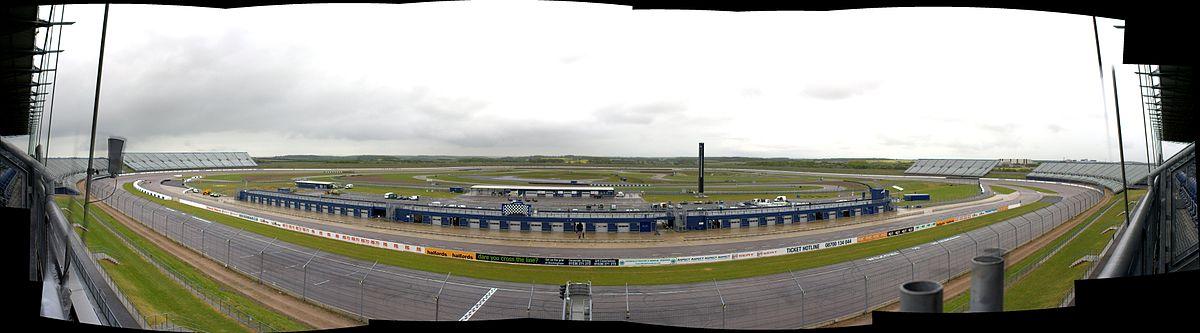 A panorama of Rockingham