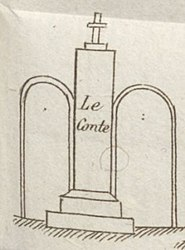 Tomb of Leconte