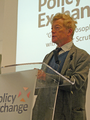 Roger Scruton speaking about his book 'Green Philosophy'.png