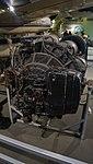 Rolls-Royce Derwent turbojet engine left front view at Modern Transportation Museum March 23, 2014 01.jpg