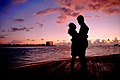 Romantic sunset Couple romance - panoramio.jpg