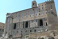 Rome Forum Romanum Tabularium.JPG