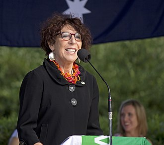 Ronni Kahn - Kahn at the 2012 Australia Day ceremony in Wagga Wagga