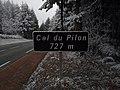 Ronno - Panneau col du Pilon (déc 2018).jpg