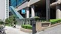 Roppongi-itchome Station Izumi Garden entrance 20150714.JPG