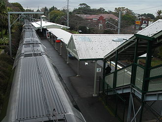 Roseville, New South Wales - Roseville railway station