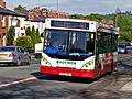 Rossendale Transport bus 169 (HV52 WSL), 11 May 2009.jpg