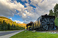 Rotary snowplow - Breckenridge, Colorado - 25 Aug. 2012.jpg