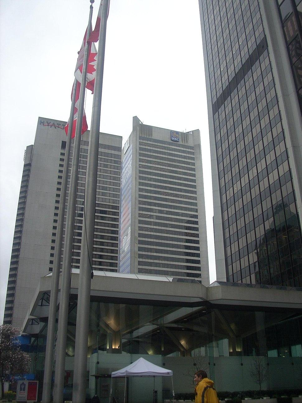 Royal Centre Vancouver (Vancouver 2010)