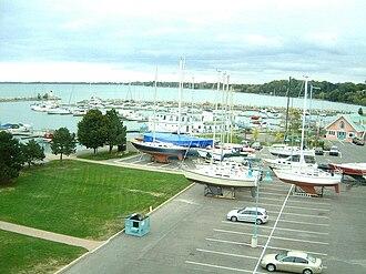 Michigan Beach - St. Catharines Marina