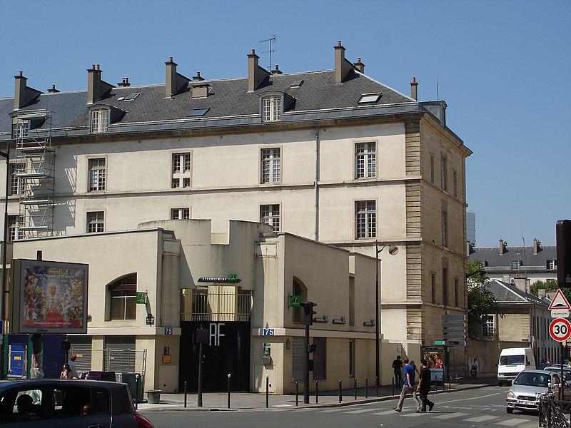 Fichier:Rue de Reuilly -Caserne.jpg