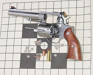 Ruger Redhawk - Redhawk with 5.5-inch barrel
