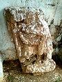 Ruined relief (Unidentified) at Dharalingeshwara temple.jpg