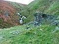 Ruins of Former Mine Buildings, Cawdale - geograph.org.uk - 72679.jpg