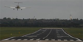 Hawarden Airport airport in the United Kingdom