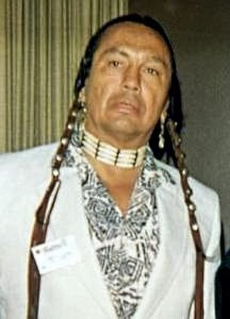 Russell Means - Means in 1987