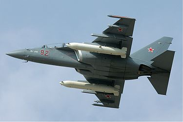 Russian Air Force Yakovlev Yak-130 Pichugin.jpg