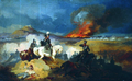 Russian Life-Guards Hussars attack on Warsaw in 1831.PNG