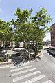 Rutes Històriques a Horta-Guinardó-plac╠ºacatalana03.jpg
